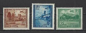 Yugoslavia Trieste Zone B Sc#C18-20,  75th Anniversary of the UPU  Mint NH w/OG