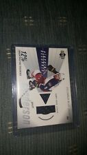 2002-03 Upper Deck PINPOINT ACCURATE Game Used Jersey Geoff Sanderson