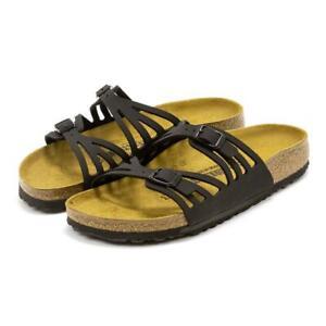 New Birkenstock Granada Women's Slides Slip On Sandals