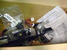 GENUINE FORD SX TERRITORY RWD REVISED STEERING COLUMN UPGRADE KIT W/ KEYS TX TS