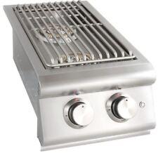 Blaze Drop-In Double Side Burner - Natural Gas