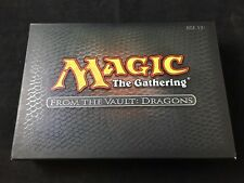 MTG From the Vault Dragons Complete Set New In Box Magic the Gathering FTV