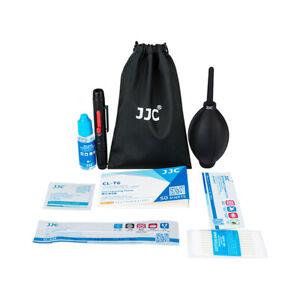 JJC PRO2 Basic Camera Lens Body Cleaning Kit (Blower/Pen/Wipe/Cloth/Swab/Fluid)