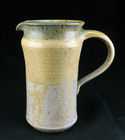 70er Jahre Studiokeramik Vase / Krug - space age studio ceramics art pottery