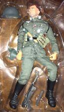 "WWII CRIMEA 1944 Wehrmacht Panzerjager NCO Dragon figure ""GERHARD"" 12"" 1/6 NIB"