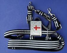KNIGHTS TEMPLAR Sword Belt & Buckle for Sir Knight Waist Size 46