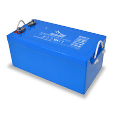 BAFRDC260-12 Fullriver Full Force AGM Deep Cycle Batteries 260AH/12V Quantity 1