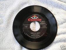 1959 Frankie Avalon Chancellor Records C-1045 Why 45 Rpm Vg+