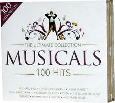 Ultimate Musicals Music Original Soundtracks 5 CD - NEW