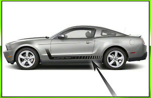 Strobe Hockey Stripes - Fits 2005 - 2009 Ford Mustang GT