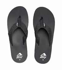ac7ba8ee47f599 Reef Smoothy Men s Sandals Black 0313 Original 10