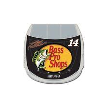 Tony Stewart 2015 Wincraft #14 Bass Pro Shops Hood Pin Carded FREE SHIP!