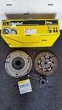 LUK Clutch Kit Audi A3 TT VW Passat Golf Seat Altea Skoda Octavia 2.0TDI 2.0TSI