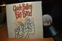 Claude Bolling Big Band LP CBS 39245 Stereo