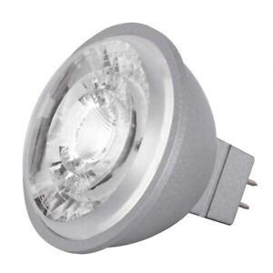 Satco 8w LED MR16 Expanded Line 3500K 15 Degrees Beam GU5.3 Base 12v - 75w-equiv