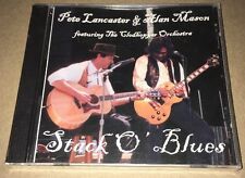 Pete Lancaster & Alan Mason featuring the Clodhopper Orchestra Stack O'Blues CD
