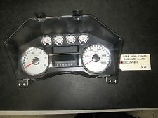 **08 FORD F250SD SPEEDOMETER CLUSTER #8C3T10849 *See item*(S-237)*