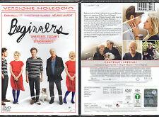 BEGINNERS - DVD (NUOVO SIGILLATO) VERSIONE NOLEGGIO