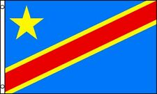 Democratic Republic of the Congo Flag 3x5 ft Country Africa African DR DRC