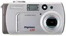 Samsung Digimax 420 4.1MP Digital Camera w/ 3x Optical Zoom