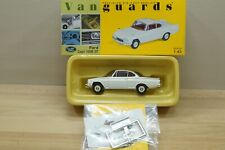 Vangards VA03405 Model Car Ford Capri 109E Gt Ermine White Boxed Limited Edition