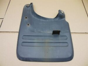 01-07 Toyota Sequoia Driver's Left Rear Mud Flap