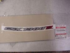 NEW SUZUKI 04-07 GSX1300 GSX 1300 NOS DECAL EMBLEM STICKER MARK 68131-24F30-ABE