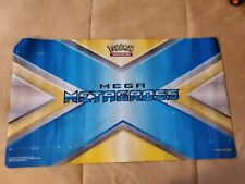 "Mega Metagross Pokemon Card Playing Mat Also Good Keyboard & Mouse Pad 23"" x 13"""