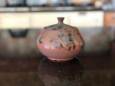 Lloyds Ceramics Jamaica Lidded Pot - Studio Pottery