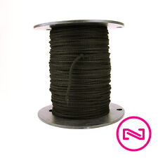 84ece16776da Black Theatrical Tie Line Trick Line - #4 600' Spool - Unglazed Diamond  Braid