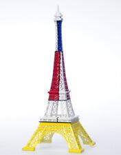 Tour Eiffel Paris Métal Modèle 31cm, Limité Certificat, Tour Eiffel Mondriano