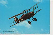 Postcard 61 - Plane/Aviation S.E. - 5a 1917