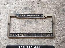 Kennzeichen Halter/Rahmen- License Plate Frame