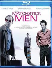 Matchstick Men New Blu-Ray