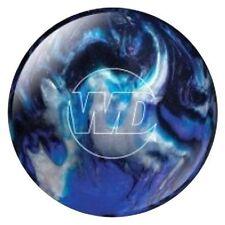 Columbia 300 White Dot Blue Black Silver 10 LB Bowling Ball Awesome Colors
