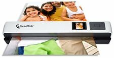 Photo & Document Scanner with 1.45 Preview LCD 4 GB Memory Card OCR Software