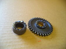 1979 Can-Am CanAm 370 MX-5 / OEM KICK START SHAFT GEARS