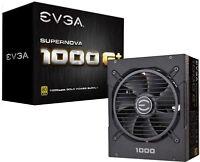 EVGA - 1000W ATX /EPS 80 Plus Gold Modular Power Supply - Black