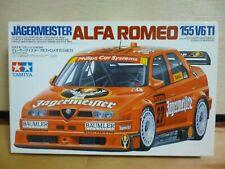 TAMIYA 1:24 ALFA ROMEO 155 V6 TI JAGERMEISTER MODEL KIT