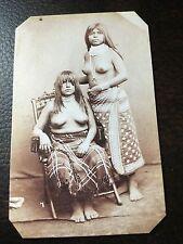 Apache Yuma Indian Women tintype C702RP