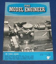 THE MODEL ENGINEER 22ND APRIL 1954 VOLUME 110 NUMBER 2761 - ELECTRIC CLOCK