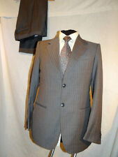 Armani Men's Pinstripe Single Breasted Suits & Tailoring