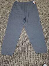 Hanes Gray Men's Sweatpants Size XL--NWT