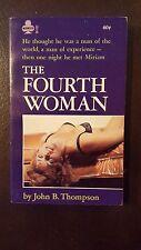 "John B. Thompson, ""Fourth Woman,"" 1966, Midwood 33-731, VG+, 1st"
