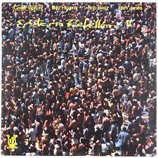 CEDAR WALTON: Eastern Rebellion II MUSE Spiritual Jazz Funk PROMO Vinyl LP