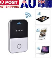 Portable 4G Router LTE Wireless Car Mobile Wifi Hotspot SIM Card Slot Unlock