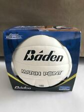 Baden MatchPoint Official size & weight Volleyball White - Bvsl14-700A Cushion