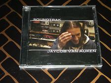 Jaycob Van Auken Soundtrack - Autographed CD - True American Records - SIGNED