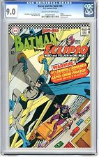 Brave and the Bold  #64  CGC  9.0  VFNM  cream to off- white pages