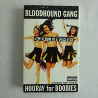 Bloodhound Gang Promo PA Cassette Single Sampler Hooray for Boobies